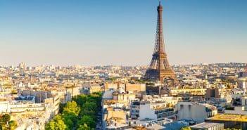 Évolution des prix de l'immobilier à Paris